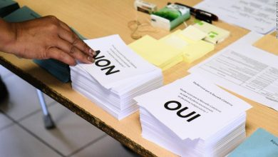 Photo of New Caledonia says 'no' in referendum on independence from France