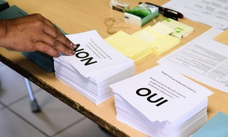New Caledonia says 'no' in referendum on independence from France