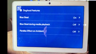 "Photo of New Google Nest Hub test ""Hey Google"" voice mixes with hardware"