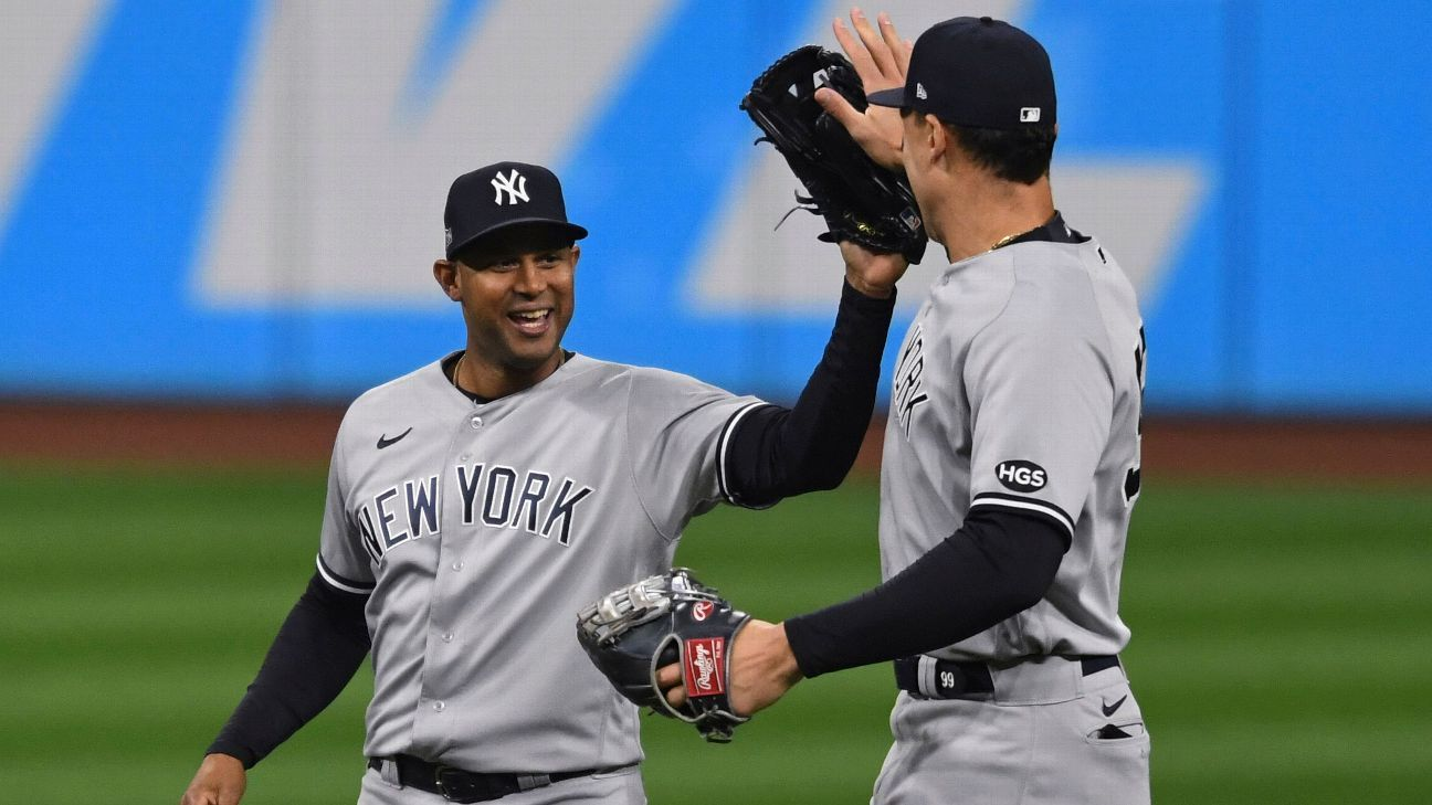New York Yankees advance, beating Cleveland Indians in 9 longest 9 innings in MLP history