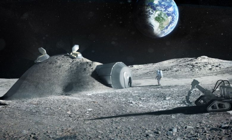 NASA Selects Nokia to Build First Mobile Network on the Moon