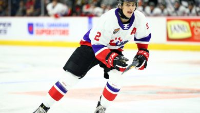 Photo of Rangers defender Braden Schneider will be lured after the NHL draft trade