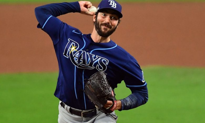 Rays, Astros Set Game 5 Starters