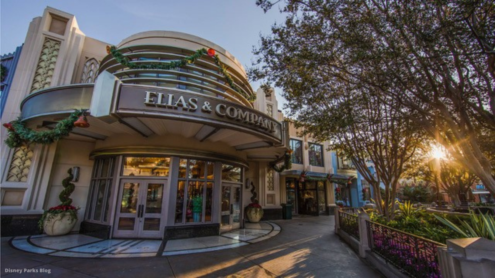 Shopping Expansion Disney dined in November at the California Adventure Park at the Disneyland Resort