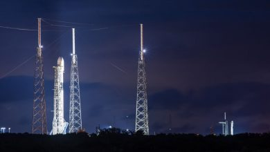 Photo of SpaceX launches in US tonight Here's how to see it.