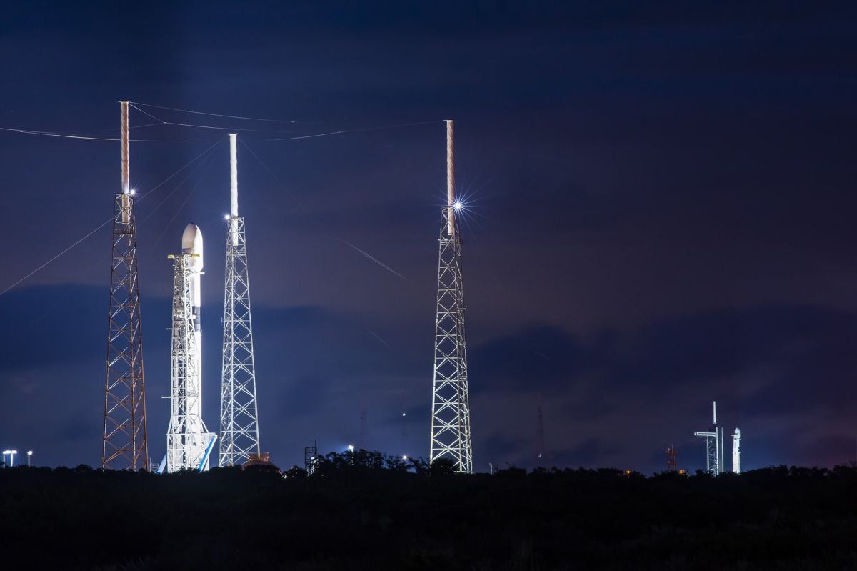 SpaceX launches in US tonight  Here's how to see it.