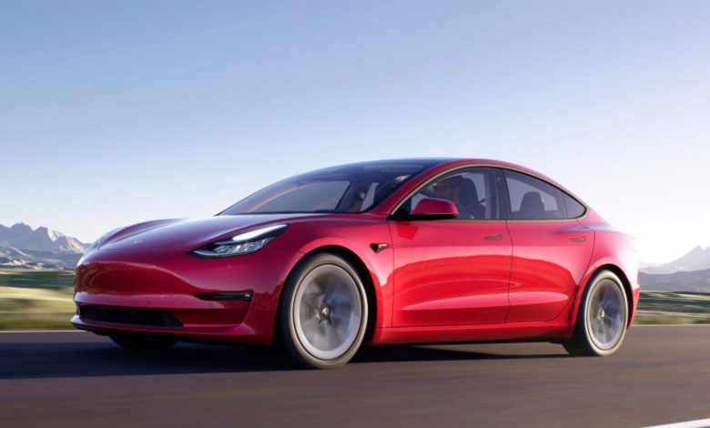 Tesla begins exporting Model 3 made in China to Europe