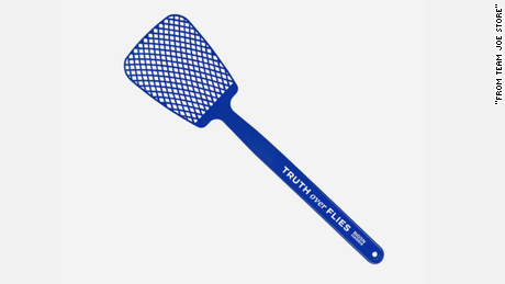 & quot; Truth over flies & quot; Fly Swatter