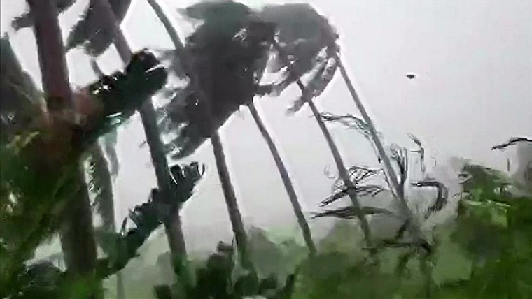 Photo of The Philippines has ordered an evacuation as the world's strongest storm 2020 approaches