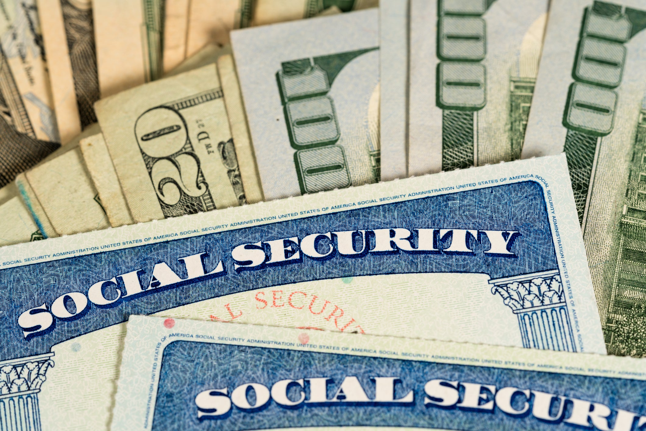 The average Social Security benefit in 2021 is here