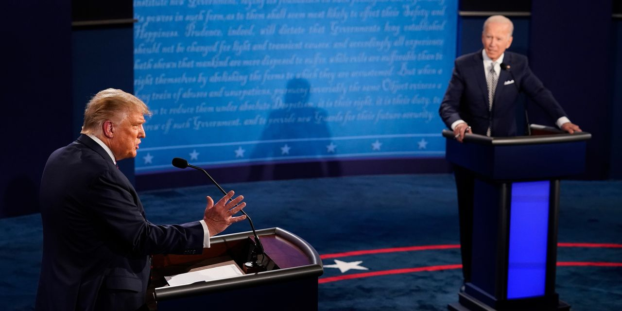 The mics should be disconnected during Thursday's presidential debate to allow 2-minute responses