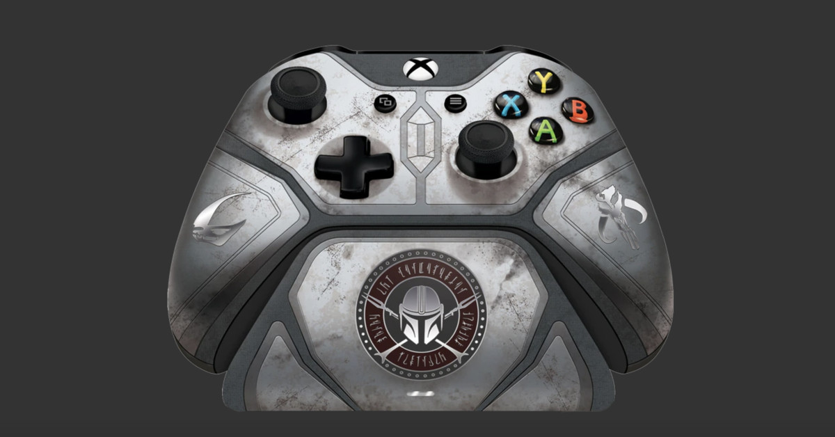 This $ 160 Montorilian Xbox controller is not even made of Besker steel