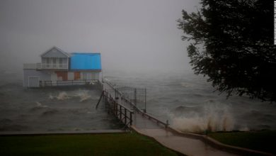 Photo of Tropical storm Delta poses heavy rains and flood threats to Tennessee Valley after hitting US Gulf Coast