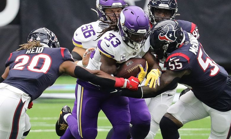 Vikings in the Packers: Final injury reports for both teams