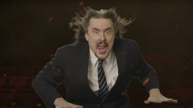 Photo of 'We are all destroyed' video 'Strange al' Yankovic moderates debate
