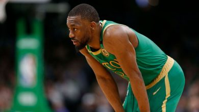 Photo of While in the NBA bubble, Kemba Walker told Boston Celtics GM he was 'definitely not himself'