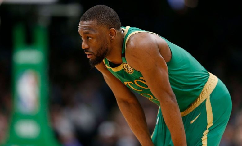 While in the NBA bubble, Kemba Walker told Boston Celtics GM he was 'definitely not himself'