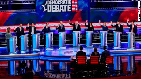 2020 Presidential Debates Quick Facts