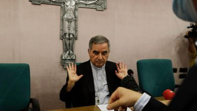 Photo of Woman close to Vatican cardinal arrested in corruption investigation