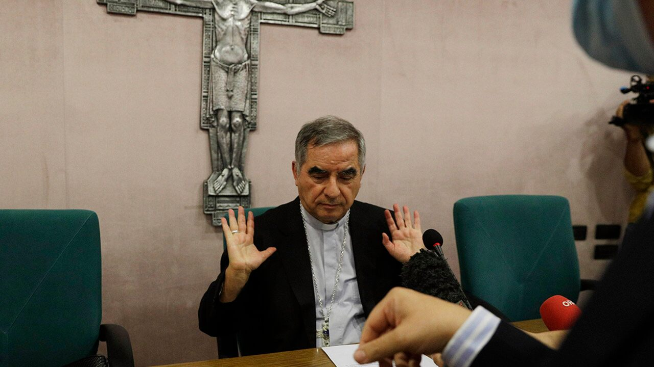 Woman close to Vatican cardinal arrested in corruption investigation