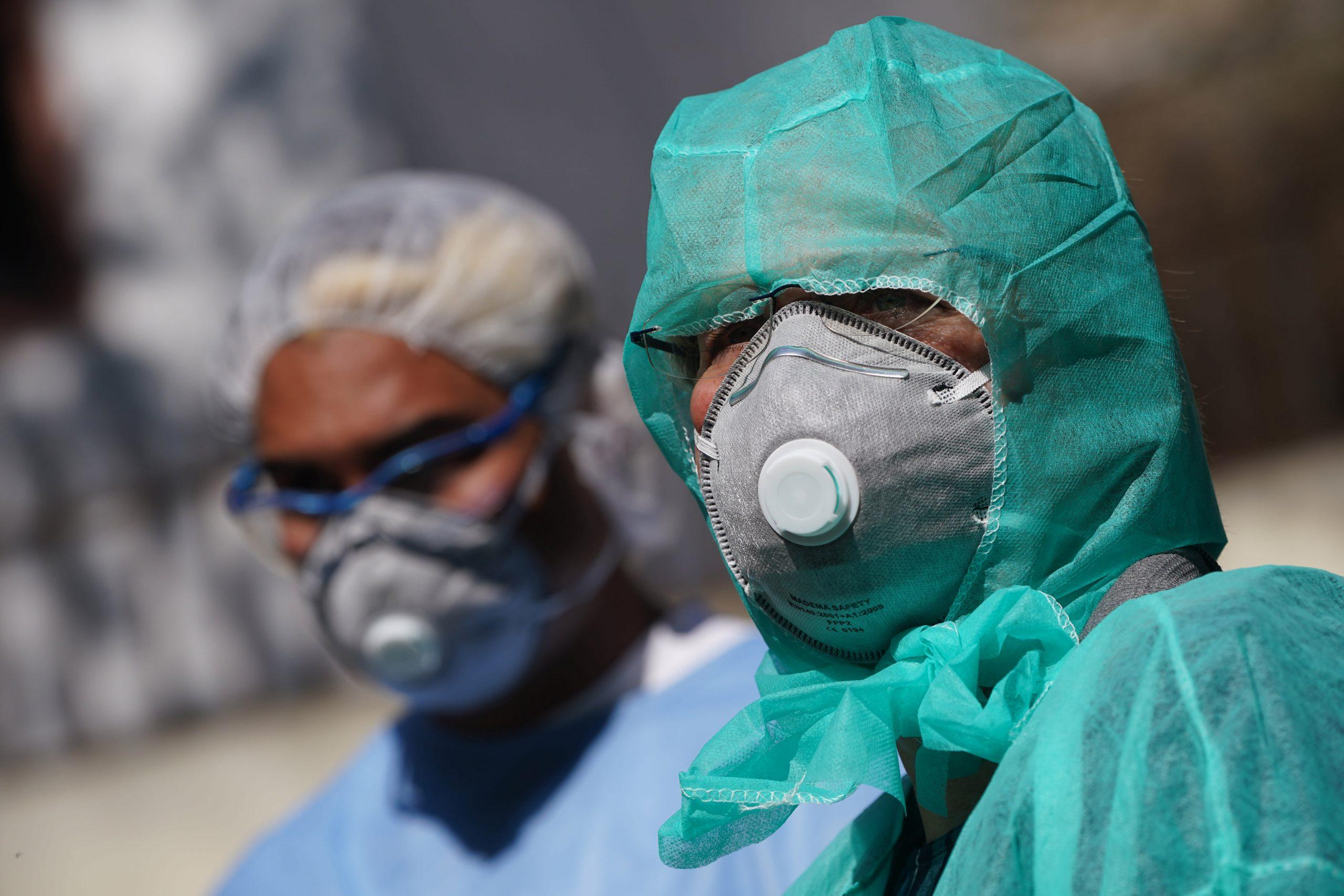 Worldwide corona virus cases reached 40 million