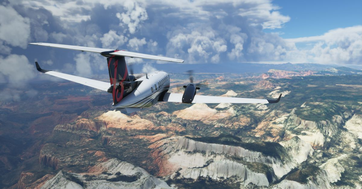 You can now register to test Microsoft Air Simulator on VR