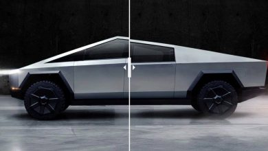 Photo of Tesla releases updated Cybertruck electric pickup design 'within a month or so'