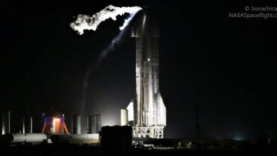 Photo of The launch of SpaceX's high-end starship launch has officially set a date