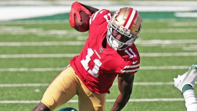 Photo of 49ers of COVID-19 cases headline ugly week for NFL as one-third of teams suffer