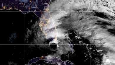 Photo of Tropical Storm Eta: Floods in Florida Braces and Hurricanes After Etta caused landslides in Keys