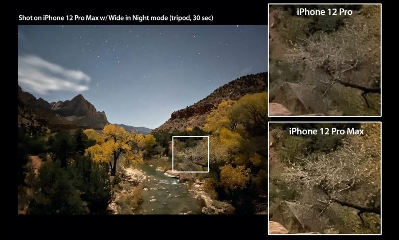Gallery: Travel Photographer Austin Mann Compares iPhone 12 Pro and iPhone 12 Pro Max Cameras