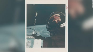 Photo of NASA space photos: Rare images of Neil Armstrong and Bus Aldrin up for auction