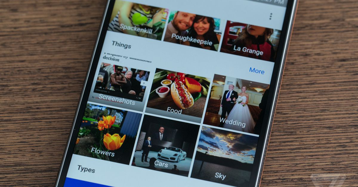 Google wants to help you train its AI by labeling images in Google Photos