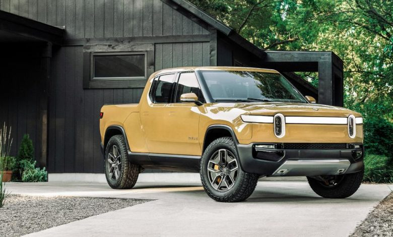 EV maker Rivian reveals pricing, details for electric pickup, SUV
