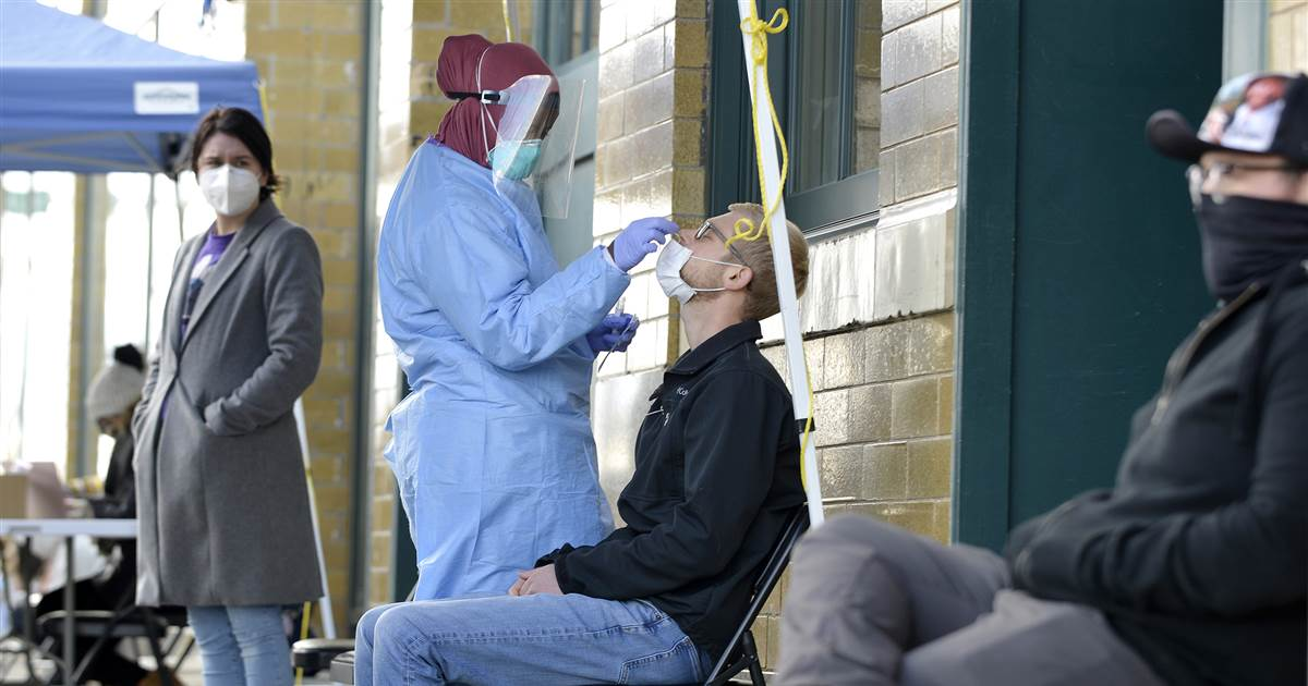 Govt uprising triggers North Dakota 1st Mask Order, New Mexico, Oregon area locks