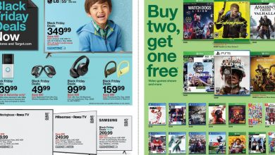Photo of Target Black Friday 2020 Promo Scan: Save on Apple Watch, AirPro Pros, Speakers and more