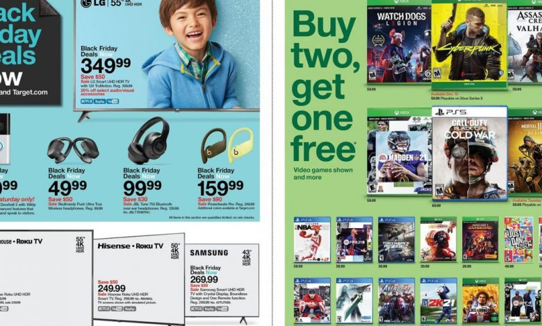 Target Black Friday 2020 Promo Scan: Apple Watch off 50 and many more!