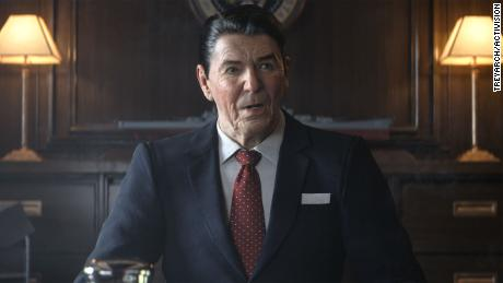 Ronald Reagan & quot; Call of Duty: Black Ops Cold War. & Quot;