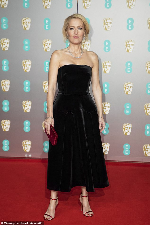 Crown viewers 'highly contradictory' over Gillian Anderson ...