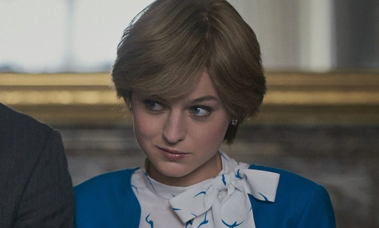"""The memory of Princess Diana from """"The Crown"""" goes viral"""