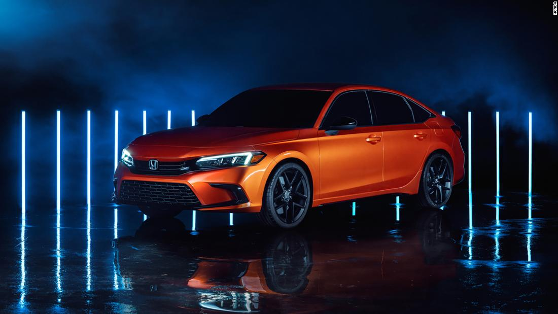 Honda has released its new Civic On Tweak to attract younger buyers