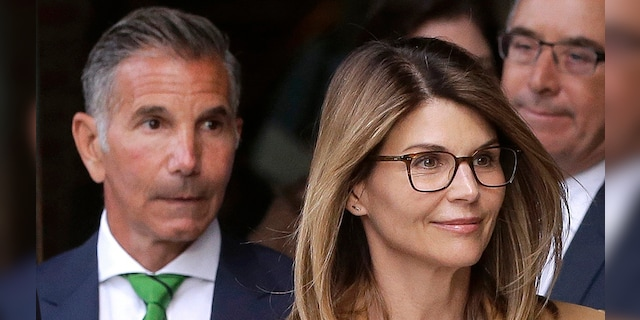 Mosimo Gianulli and Lori Loughlin were beaten in the National College Admissions Scandal.