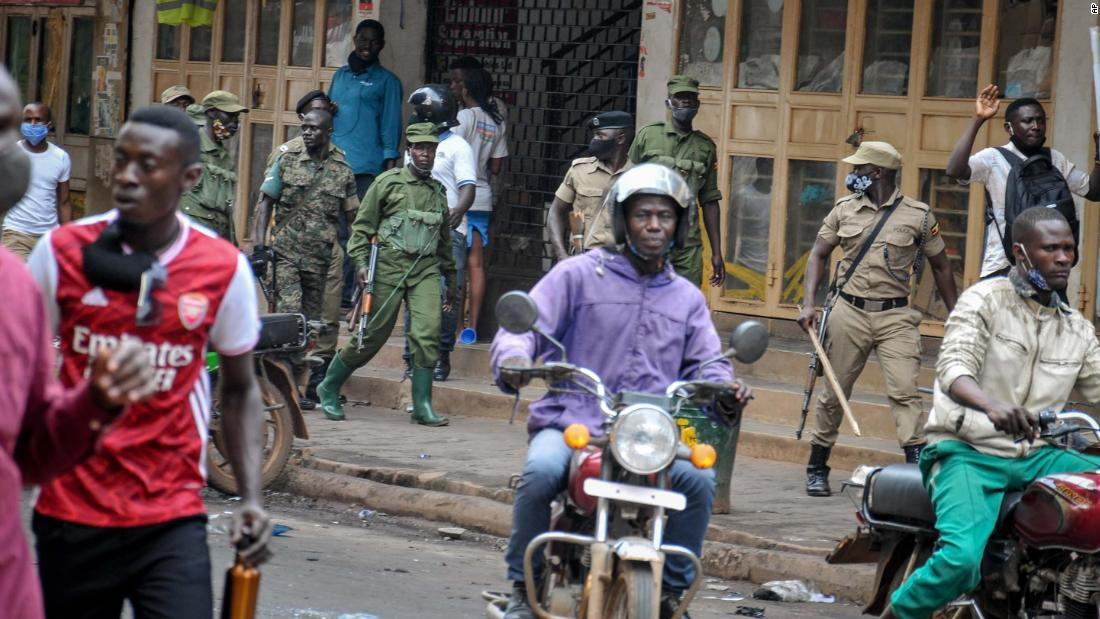 Bobby Wine: Protests in Kampala turn violent as buzz continues over bobby wine arrest