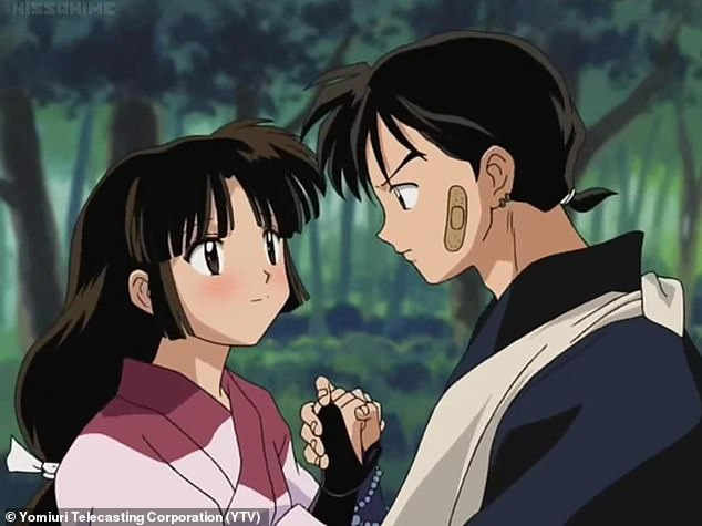 Inuyasha Movie: Kelly Sheridan and Morrow voiced the characters in the 2000 film Inuyasha