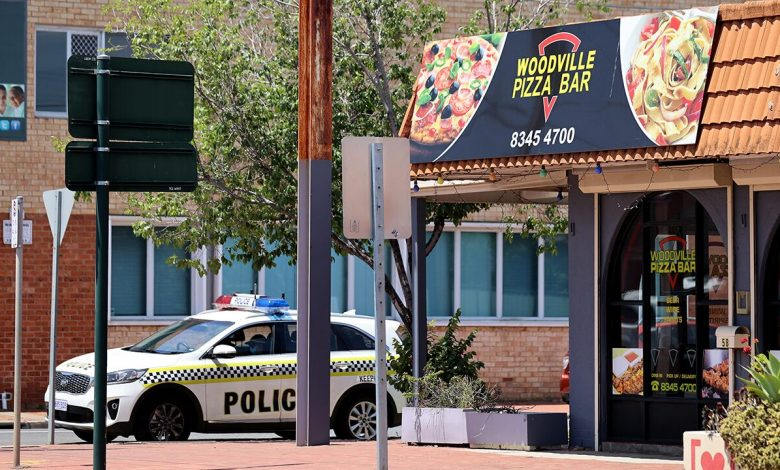 Officials say the lie of a pizza restaurant employee led to South Australia being locked up