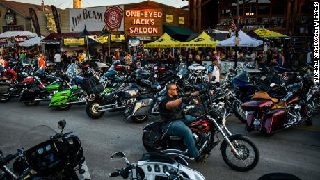 60% of Sturgeon residents were against a motorcycle rally that would bring in thousands, but the city recognized it. Here's why