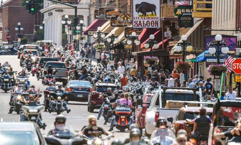 Storkis motorcycle rally in South Dakota, Govt-19 explodes in Minnesota, new report says
