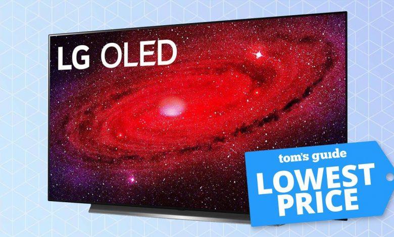 Black Friday TV deal: LG OLED TV hits unprecedented price