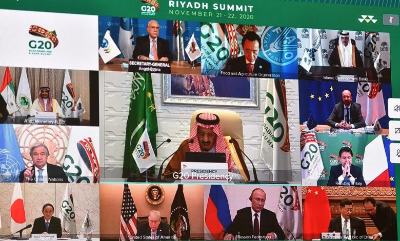 Trump calls for virtual G20 summit, Govt-19 talks with world leaders