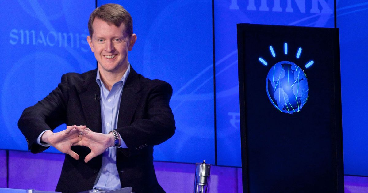 Jeopardy champion Ken Jennings will be the first presenter after the death of Alex Trebeck